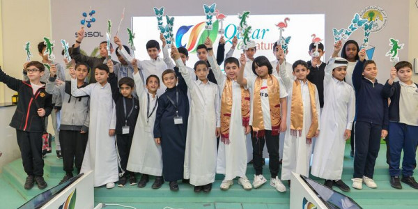 Qatar e-Nature Schools Contest 2018 Finalists Announced
