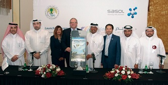 Sasol and Friends of the Environment Center launch 'Qatar e-Nature' app