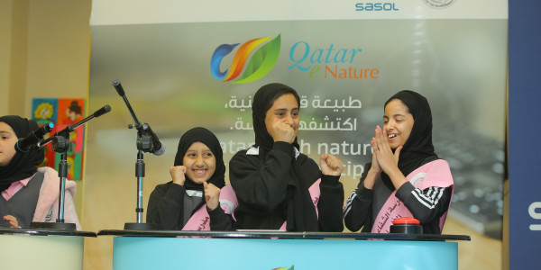 Qatar e-Nature Schools Contest 2019 Finalists Announced