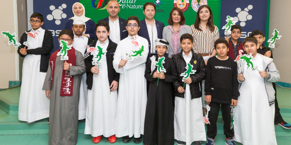 Sixth Edition of Qatar e-Nature Schools Contest Qualifying Rounds Launched This Week